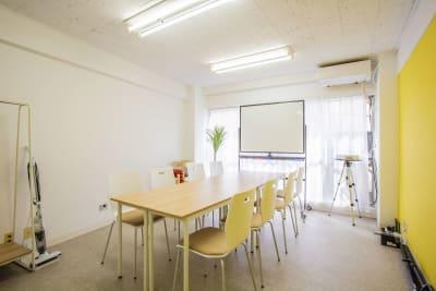 ふれあい貸し会議室 八丁堀田中 ふれあい貸し会議室 八丁堀Bの室内の写真