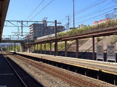 最寄り駅JR教育大前駅 - 木鶏荘(モッケイソウ) 宗像テレワークスペース107の室内の写真