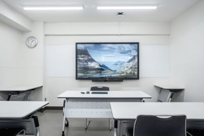 電子黒板、ホワイトボード完備 - 渋谷スペース 302の設備の写真