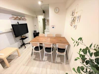 キャトル@名駅 レンタルスペースの室内の写真