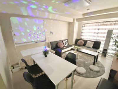 ヌーフ@伏見 レンタルスペースの室内の写真