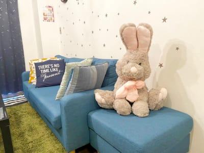 セット@栄 レンタルスペースの室内の写真