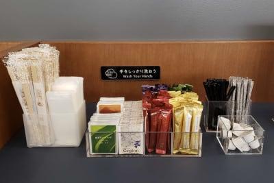 ATOMica北九州 8名会議室の設備の写真