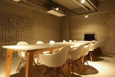 GOODOFFICE品川 貸切スペース(8階):動画撮影の設備の写真