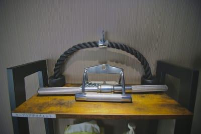 TengcleFitness レンタルジムの設備の写真