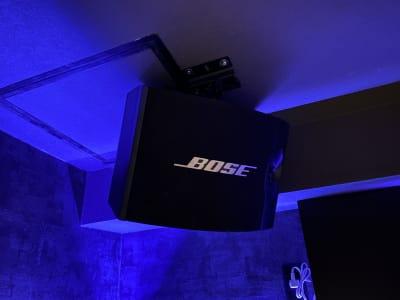 スピーカー。 - V-panic パーティールーム レンタルルーム、カラオケの設備の写真