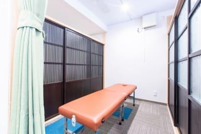 レンタル用施術スペースのイメージです - なりひら治療院 レンタル施術所の室内の写真