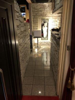 club Sweet パーティルームの入口の写真