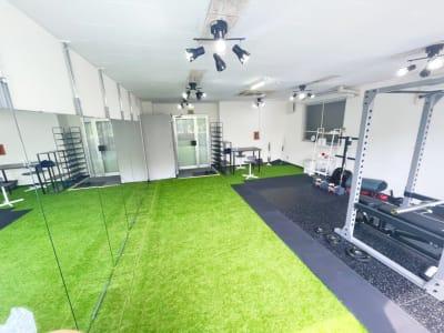 ダンススペース3 - レンタルスタジオNEXT ダンス・ヨガスタジオの室内の写真