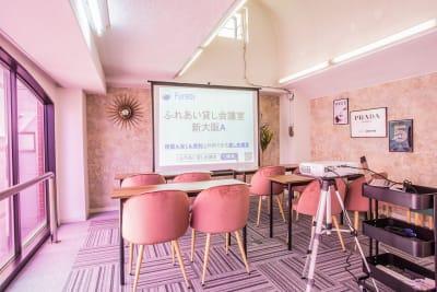 ふれあい貸し会議室 新大阪ドムス ふれあい貸し会議室 新大阪Aの室内の写真