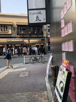 銀座コリドー街、道路挟んで真向かいに「美登利寿司」さんがあります - h(ash) TOKYO  レンタルスペース(カラオケ有)のその他の写真