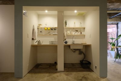 GOODOFFICE六本木 会議室の設備の写真