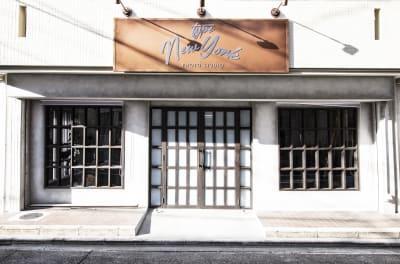 Photo Studio NY 撮影スタジオの入口の写真