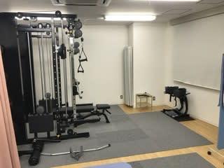 TsGYM レンタルジムの室内の写真