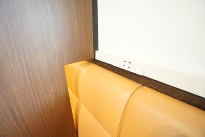 デニーズ幡ヶ谷マルチスペース オープン2名席No.9の室内の写真