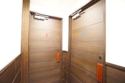 デニーズ幡ヶ谷マルチスペース 2名席半個室No.20の設備の写真