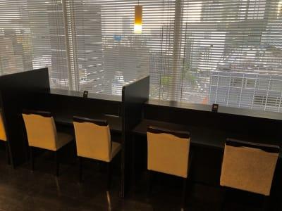 広々したコワーキングスペース - 大阪駅第2ビル/レンタルスペース 梅田オープンスペース(~5名)の室内の写真