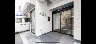 アクティブエスコートなんば 難波駅前★貸切バルコニーBBQの入口の写真
