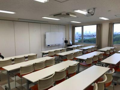 貸会議室 リンク大阪 ルームCの室内の写真