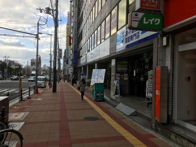 貸会議室 リンク大阪 ルームCの外観の写真