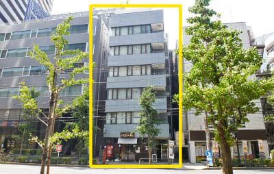 大崎KIビルの4階になります。 - アマートムジカ   Small Roomの外観の写真