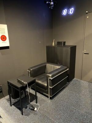 休憩スペース - プライベートジムリミッタープラス トレーニングルームの室内の写真