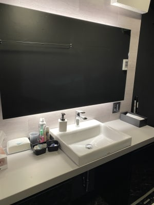 アメニティはご自由にお使いください。 - プライベートジムリミッタープラス トレーニングルームの室内の写真
