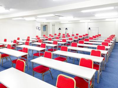 九段下神保町ビジネスセンター カンファレンスルーム4Aの室内の写真