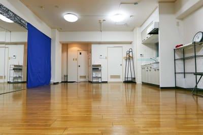 レンタルスタジオアルル上本町の室内の写真