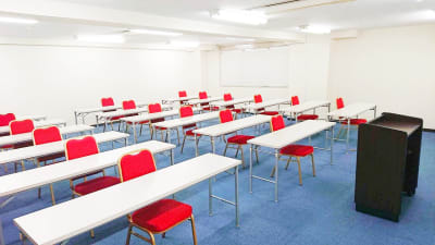九段下神保町ビジネスセンター カンファレンスルーム5Aの室内の写真