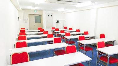 九段下神保町ビジネスセンター カンファレンスルーム5Bの室内の写真