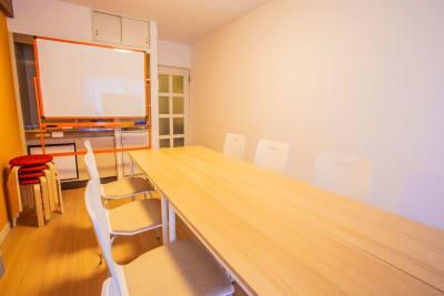 ふれあい貸し会議室 宇都宮エスポ ふれあい貸し会議室 宇都宮Aの室内の写真
