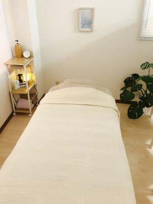 シェアサロン・ベッドブース - ラ・ナチュール シェアサロン ベッドブースの室内の写真