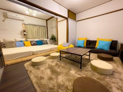 【心斎橋】SL08 タスワンスペースの室内の写真
