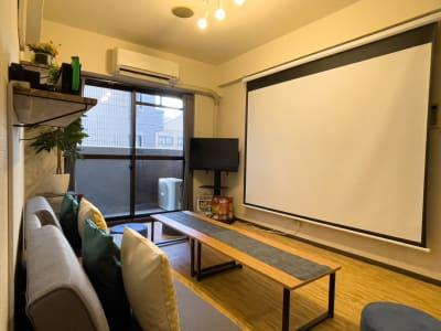 【道頓堀】KT09 タスワンスペースの室内の写真