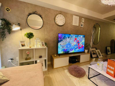 HARU新宿4th 東新宿パーティールーム の室内の写真