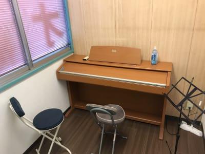 スタジオディライツ レンタル音楽スタジオC 北浦和の室内の写真