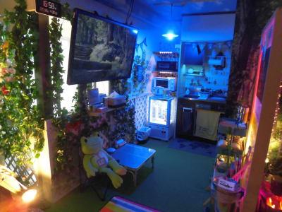 テントとワタシ 5時間\4380円女子会キャンプの室内の写真