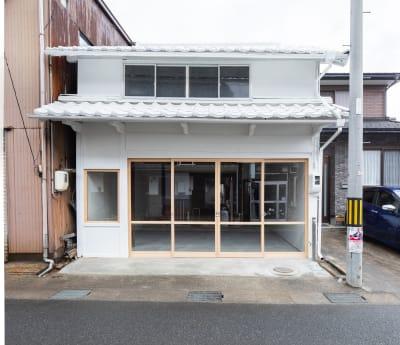 湯梨浜スタジオ 撮影スタジオギャラリーの外観の写真