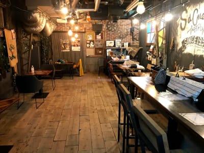Cafe SaCueva レンタル撮影スペースの室内の写真