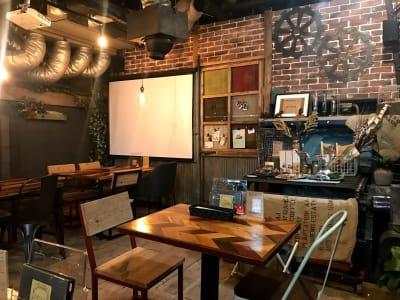 Cafe SaCueva レンタル撮影スペースの設備の写真