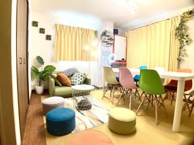 としょかんのうら・かしわ 柏レンタルスペース・貸し会議室の室内の写真