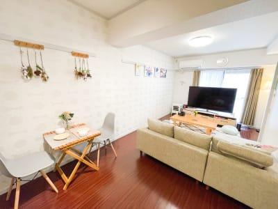 矢場町パーティ607の室内の写真