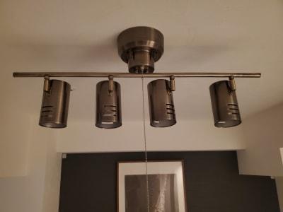 アンティーク風のシーリングライト💡 ※光は調整可能 - プレシャス 多目的スペースの室内の写真