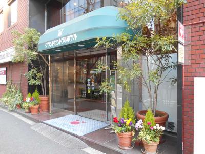 グランドセントラルホテル Study Roomの入口の写真