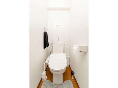 トイレはウォシュレット付きです。 - YK会議室吉祥寺302の室内の写真