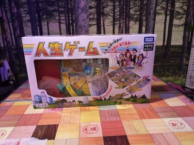 人生ゲーム - キャンプ場風コンセプトルームの設備の写真