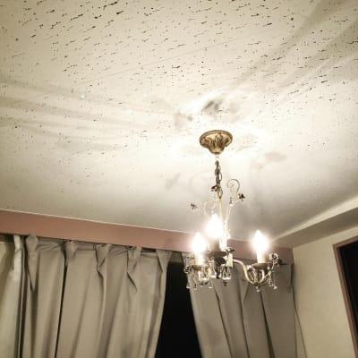 アンティーク照明 - reimei Kunitachi レンタルサロンの室内の写真