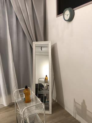姿見 - reimei Kunitachi レンタルサロンの室内の写真