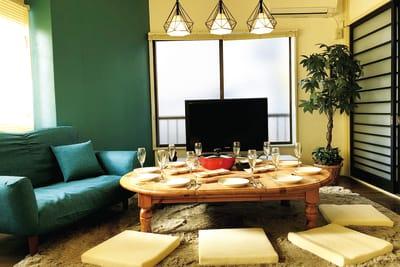 【FINDIA柏】 レンタルスペースの室内の写真